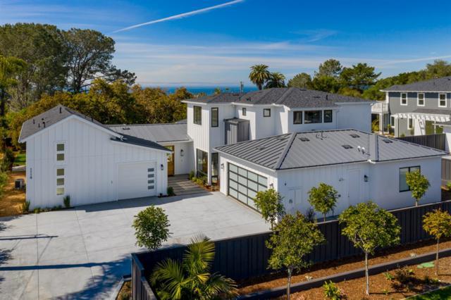 1116 Crest Drive, Encinitas, CA 92024 (#190020398) :: Farland Realty