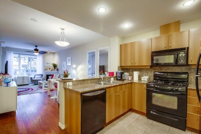 300 W Beech St #7, San Diego, CA 92101 (#190020570) :: Welcome to San Diego Real Estate