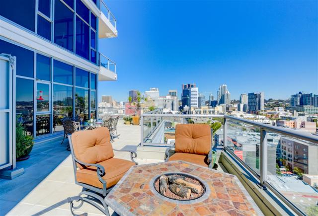 575 6Th Ave #1402, San Diego, CA 92101 (#190020812) :: Ascent Real Estate, Inc.