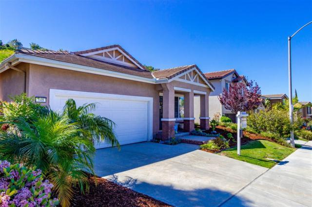 149 Canyon Creek Way, Oceanside, CA 92057 (#190020846) :: Allison James Estates and Homes