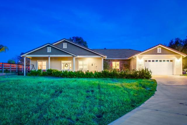 1082 Heritage Ranch Rd, Ramona, CA 92065 (#190020895) :: Allison James Estates and Homes