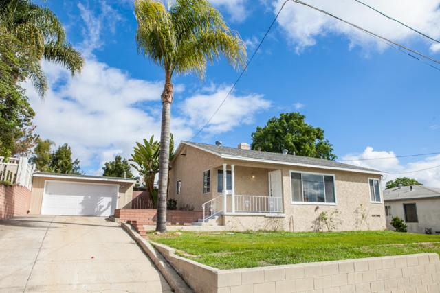7200 Colony, La Mesa, CA 91942 (#190020904) :: Neuman & Neuman Real Estate Inc.