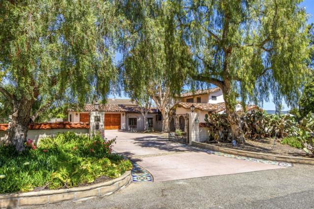 2170 Ranch View Terrace, Encinitas, CA 92024 (#190021002) :: The Marelly Group | Compass