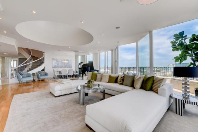 2500 6th Ave Penthouse 1, San Diego, CA 92103 (#190021008) :: Welcome to San Diego Real Estate