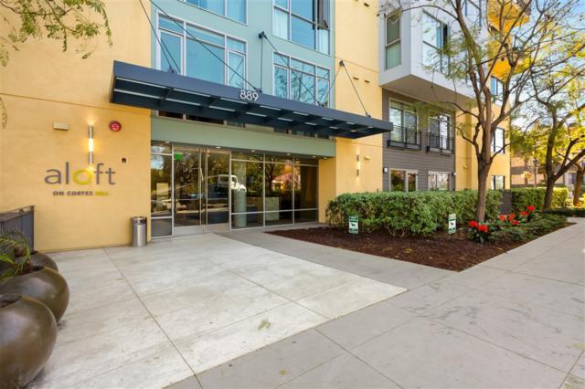 889 Date St #230, San Diego, CA 92101 (#190021012) :: Pugh | Tomasi & Associates