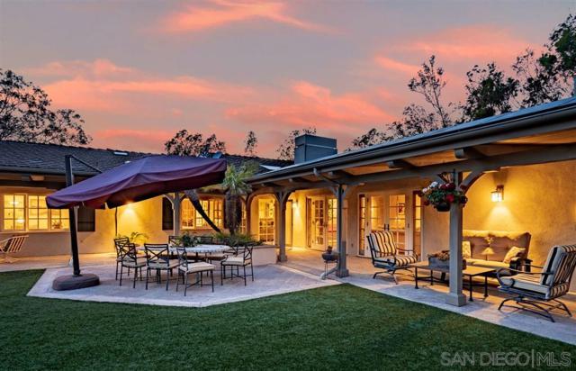 5000 El Acebo, Rancho Santa Fe, CA 92067 (#190021355) :: Be True Real Estate
