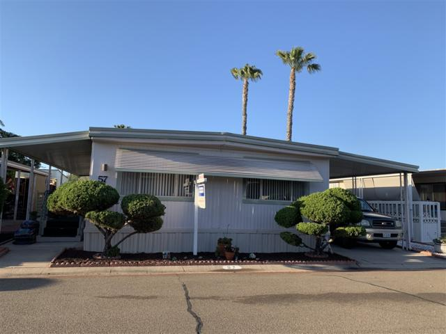 8301 Mission Gorge Rd #57, Santee, CA 92071 (#190021485) :: Whissel Realty