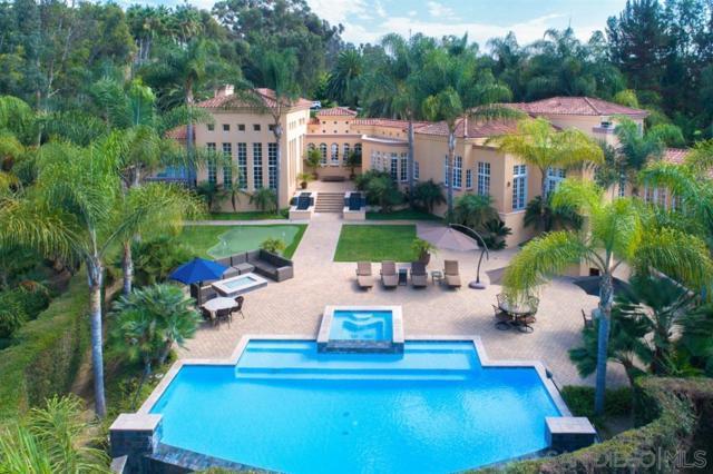 16304 Avenida De Los Olivos, Rancho Santa Fe, CA 92067 (#190021709) :: Coldwell Banker Residential Brokerage
