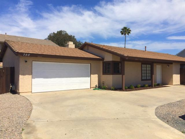 750 Ball Avenue, Escondido, CA 92026 (#190021732) :: Keller Williams - Triolo Realty Group