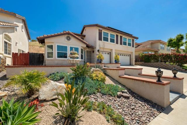 10085 Vista Parque, Lakeside, CA 92040 (#190021790) :: Whissel Realty