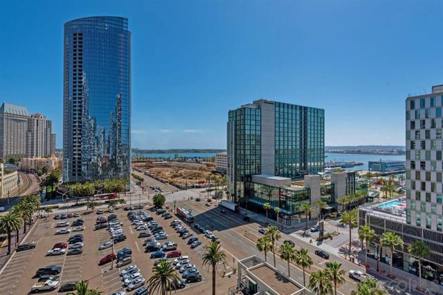 1199 Pacific Hwy #1204, San Diego, CA 92101 (#190021804) :: Whissel Realty