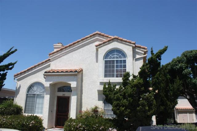 730 Breeze Hill Rd. #244, Vista, CA 92081 (#190021871) :: Keller Williams - Triolo Realty Group