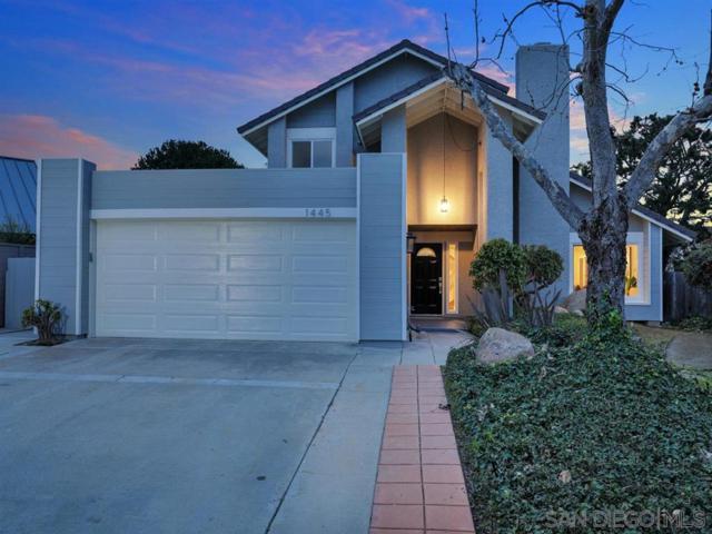 1445 Elva Ct, Encinitas, CA 92024 (#190021899) :: Coldwell Banker Residential Brokerage