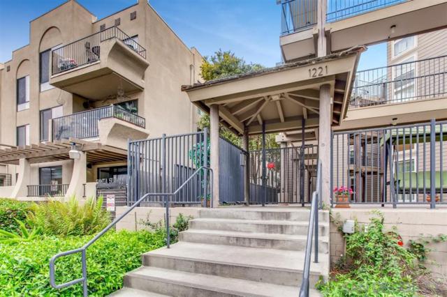 1221 Parker Pl #11, San Diego, CA 92109 (#190021904) :: Coldwell Banker Residential Brokerage