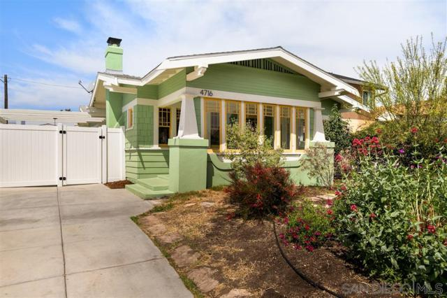 4716 34Th St, San Diego, CA 92116 (#190021934) :: Whissel Realty