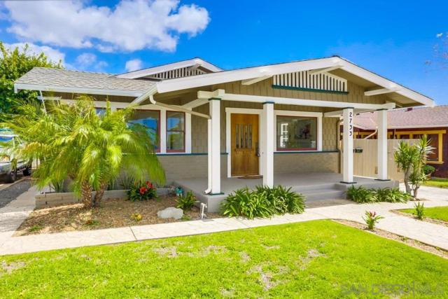 2733-2737 29th St, San Diego, CA 92104 (#190022005) :: Whissel Realty