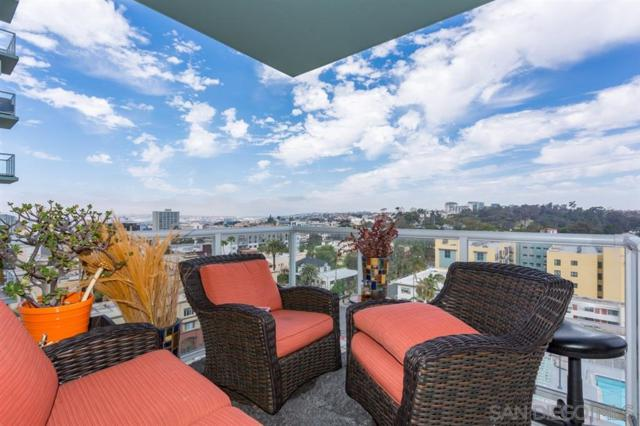 850 Beech St. #1401, San Diego, CA 92101 (#190022006) :: Whissel Realty