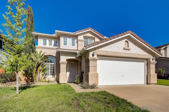 343 River Trail Pl, Santee, CA 92071 (#190022013) :: Whissel Realty