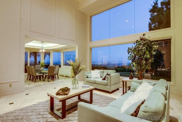 7355 Caminito Bassano East, La Jolla, CA 92037 (#190022100) :: Coldwell Banker Residential Brokerage