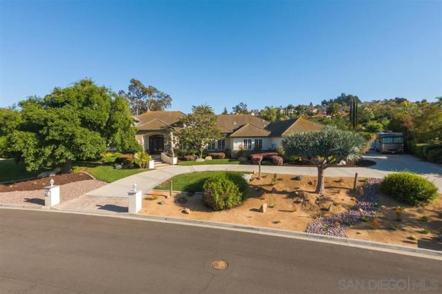 13075 Old Winery Road, Poway, CA 92064 (#190022923) :: Keller Williams - Triolo Realty Group