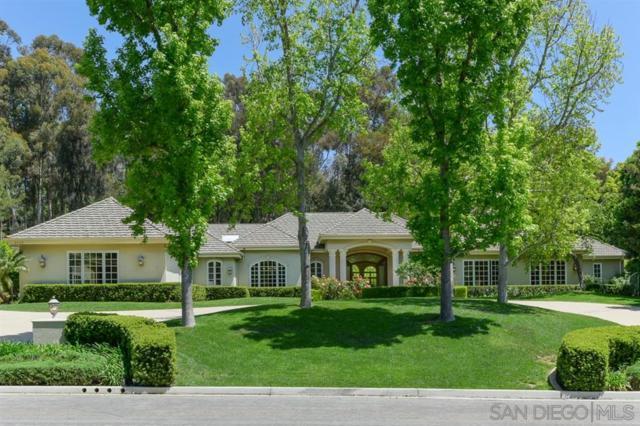 6146 Via Posada Del Norte, Rancho Santa Fe, CA 92067 (#190022988) :: Whissel Realty
