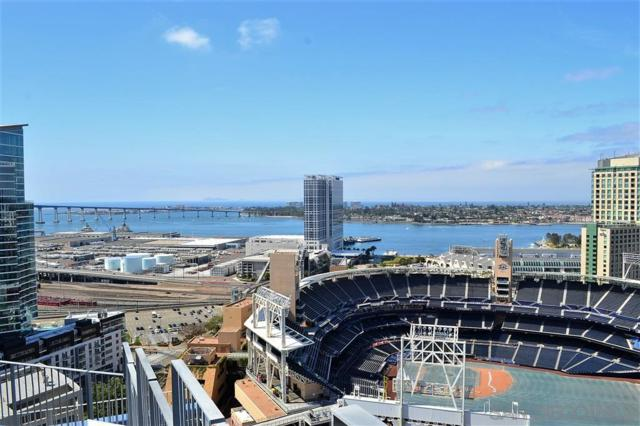 321 10th Ave #2105, San Diego, CA 92101 (#190023206) :: Coldwell Banker Residential Brokerage