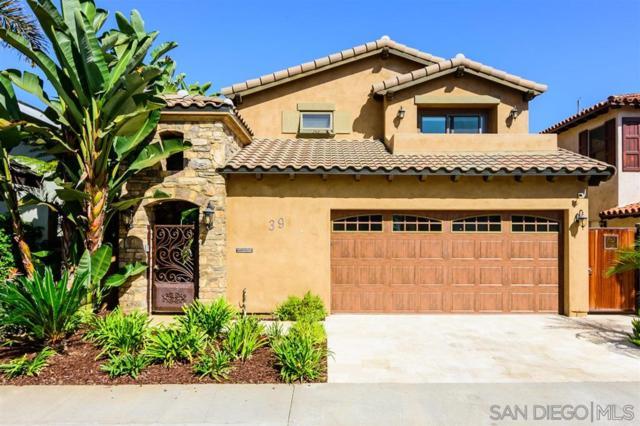 39 Green Turtle Road, Coronado, CA 92118 (#190023224) :: Neuman & Neuman Real Estate Inc.