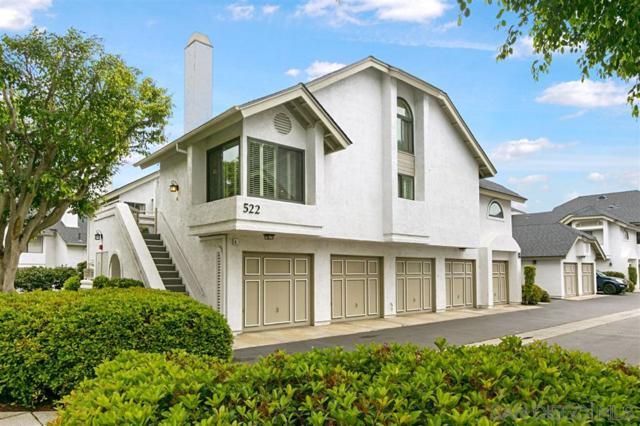 522 Via De La Valle L, Solana Beach, CA 92075 (#190023968) :: Whissel Realty