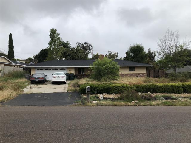 203 Woodland Dr, Vista, CA 92083 (#190024262) :: Neuman & Neuman Real Estate Inc.