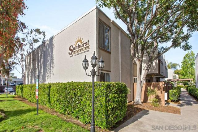 3549 Castle Glen Dr #129, San Diego, CA 92123 (#190024419) :: Whissel Realty