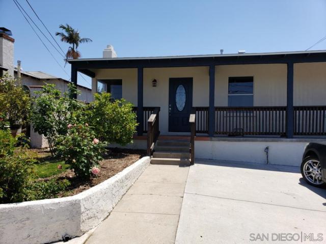 2633 Covington, San Diego, CA 92104 (#190024467) :: Whissel Realty