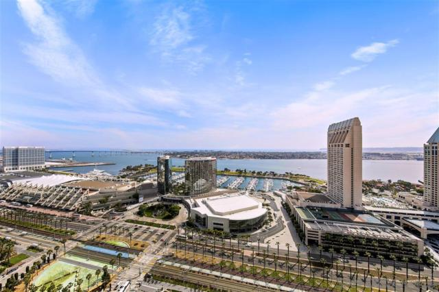550 Front Street #3101, San Diego, CA 92101 (#190024472) :: Farland Realty