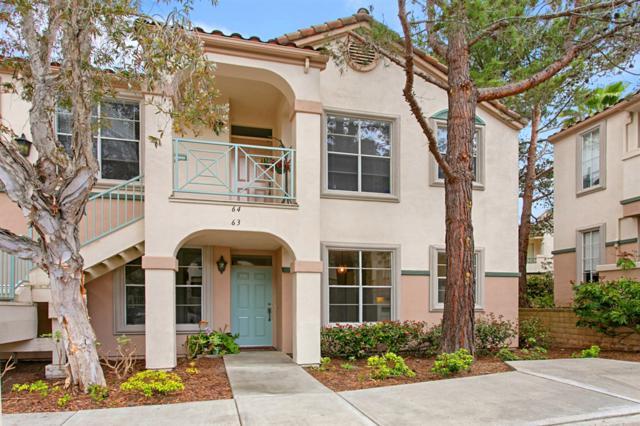 3626 Bernwood Pl #63, San Diego, CA 92130 (#190024504) :: Coldwell Banker Residential Brokerage
