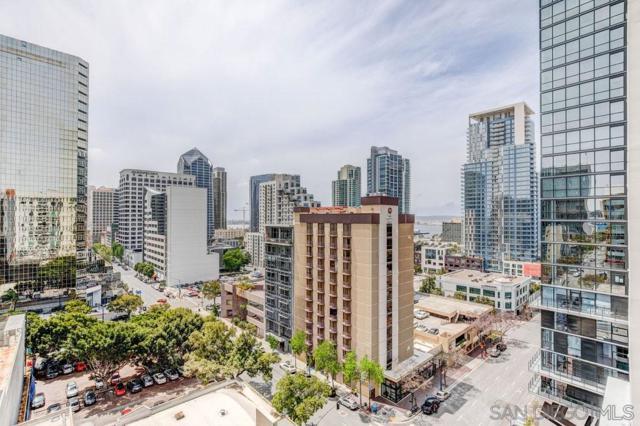 425 Beech Street #1303, San Diego, CA 92101 (#190024566) :: Coldwell Banker Residential Brokerage