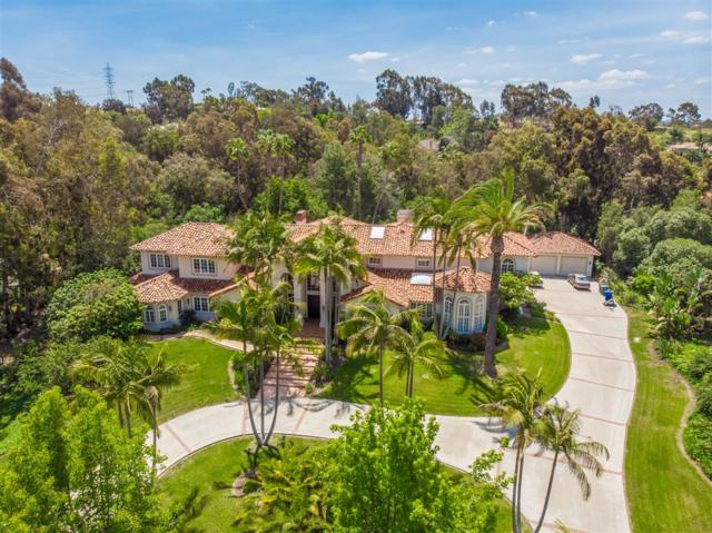 17608 Calle Mayor, Rancho Santa Fe, CA 92067 (#190024608) :: Farland Realty