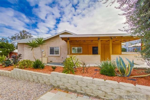 8345 Pasadena Ave, La Mesa, CA 91941 (#190024737) :: Whissel Realty
