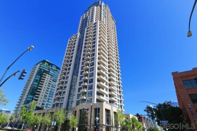 550 Front Street #2402, San Diego, CA 92101 (#190024818) :: Farland Realty