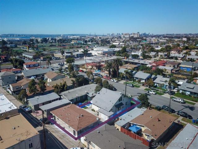 National City, CA 91950 :: Pugh | Tomasi & Associates