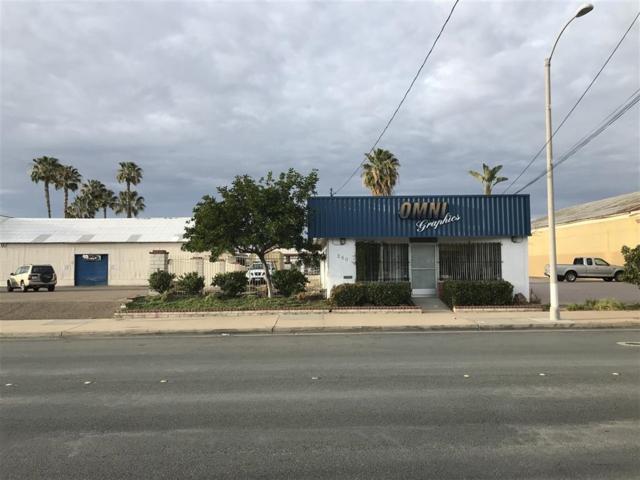260 W Douglas Ave, El Cajon, CA 92020 (#190024834) :: The Marelly Group | Compass