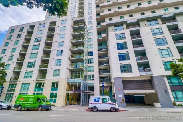 1277 Kettner Blvd #306, San Diego, CA 92101 (#190024841) :: Farland Realty