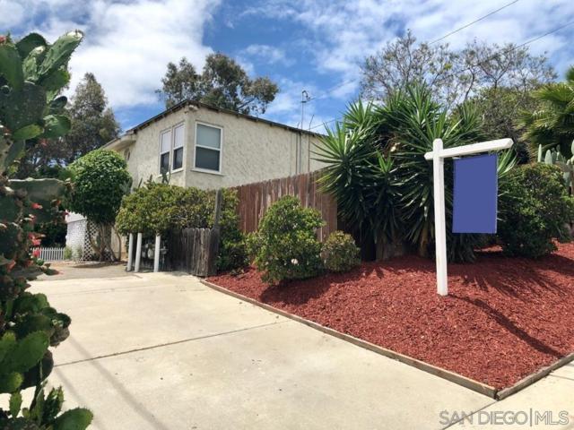 3363 Beech St, San Diego, CA 92102 (#190024853) :: Neuman & Neuman Real Estate Inc.