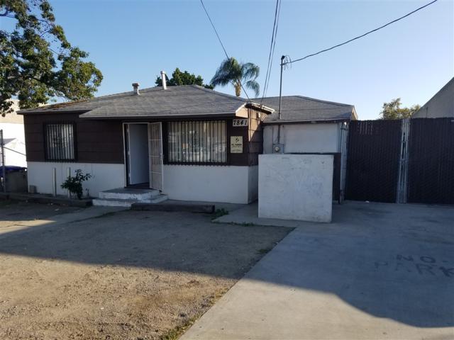 7841 North Ave, Lemon Grove, CA 91945 (#190025171) :: Neuman & Neuman Real Estate Inc.