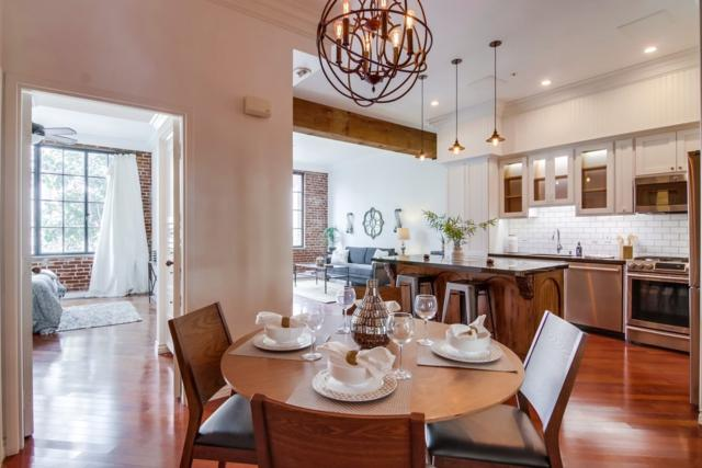 500 W Harbor Dr #1507, San Diego, CA 92101 (#190025190) :: Coldwell Banker Residential Brokerage