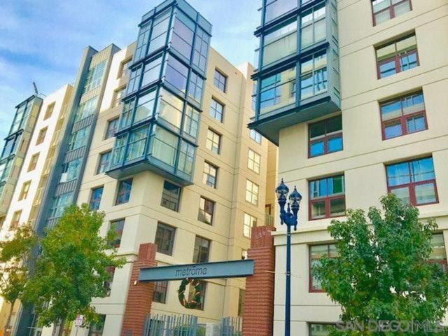 1150 J St #205, San Diego, CA 92101 (#190025241) :: Coldwell Banker Residential Brokerage