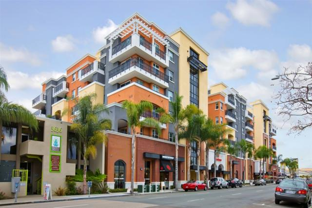 3650 5Th Ave #613, San Diego, CA 92103 (#190025389) :: The Yarbrough Group