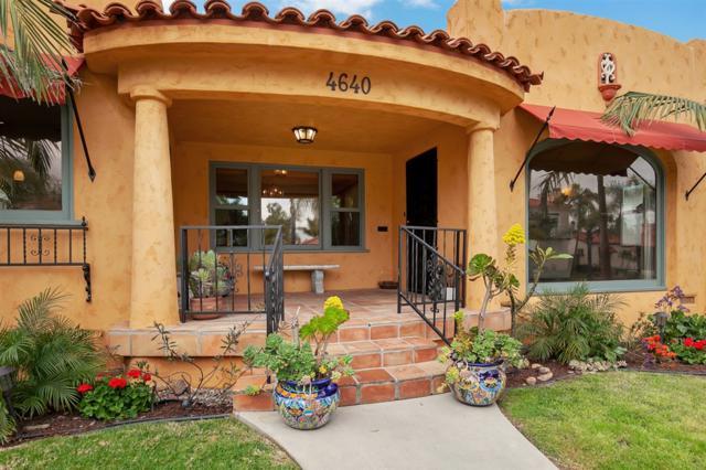 4640 W Talmadge Drive, San Diego, CA 92116 (#190025399) :: Farland Realty