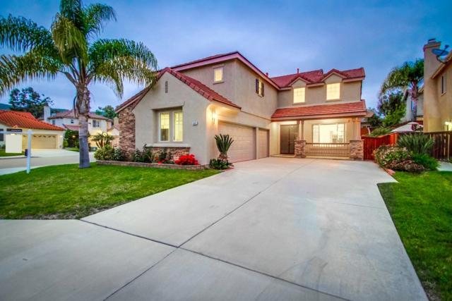 543 Lawndale Pl, San Marcos, CA 92069 (#190025420) :: Farland Realty