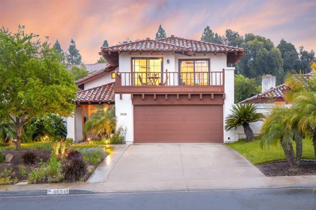 16345 Avenida Nobleza, San Diego, CA 92128 (#190025433) :: Coldwell Banker Residential Brokerage