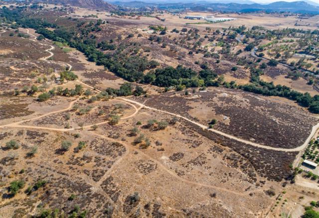 60 acres Sutherland Dam Road #1, Ramona, CA 92065 (#190025578) :: Farland Realty