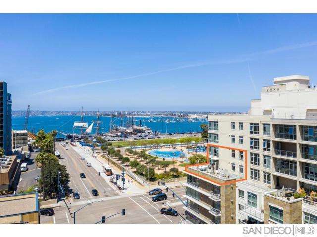 1431 Pacific Hwy #610, San Diego, CA 92101 (#190025722) :: Coldwell Banker Residential Brokerage